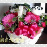 パンダちゃんのお花