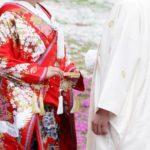 結婚シーズン到来