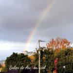 素敵な虹に誓う4年目